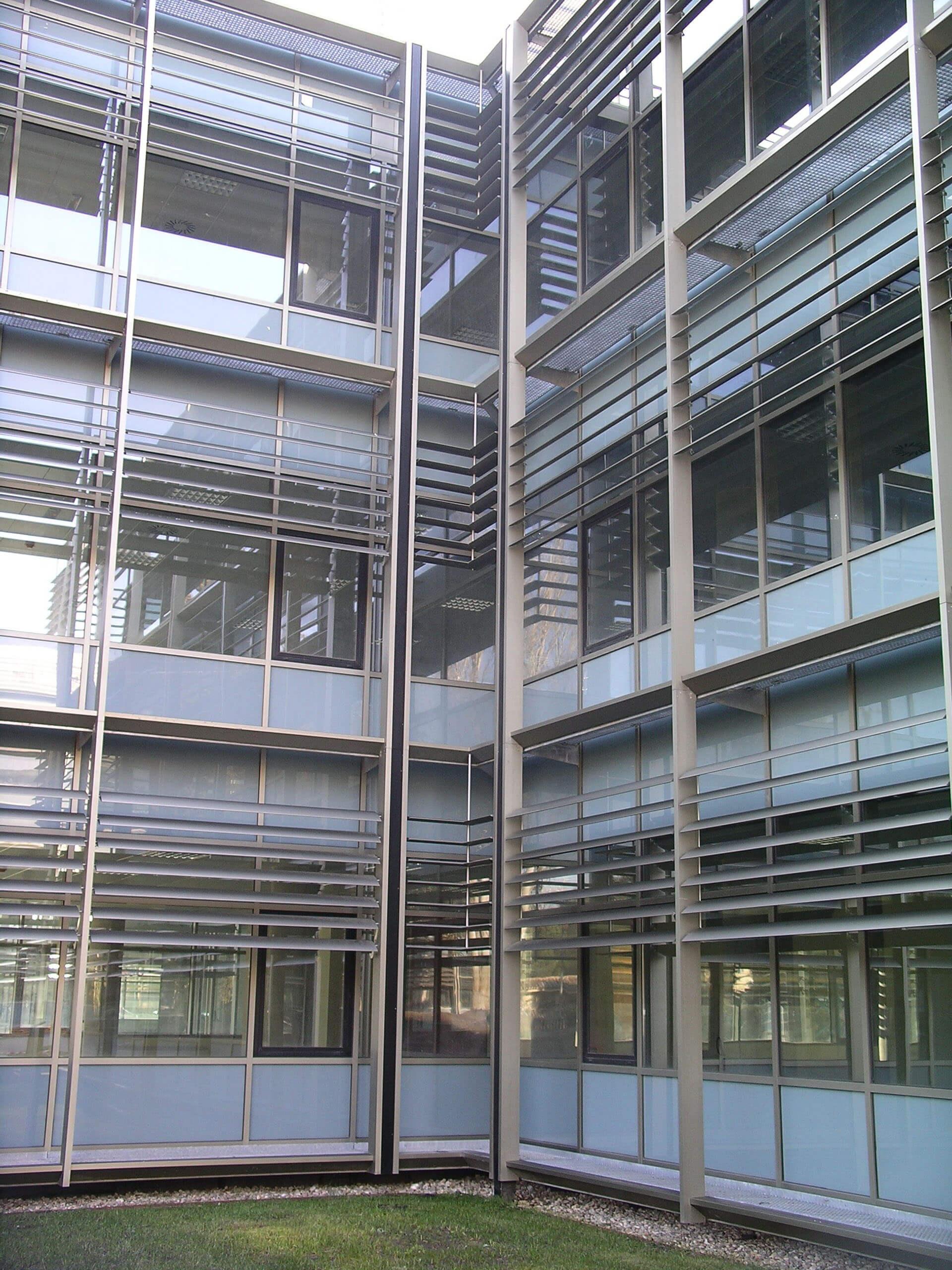 Edifico Basauri Madrid