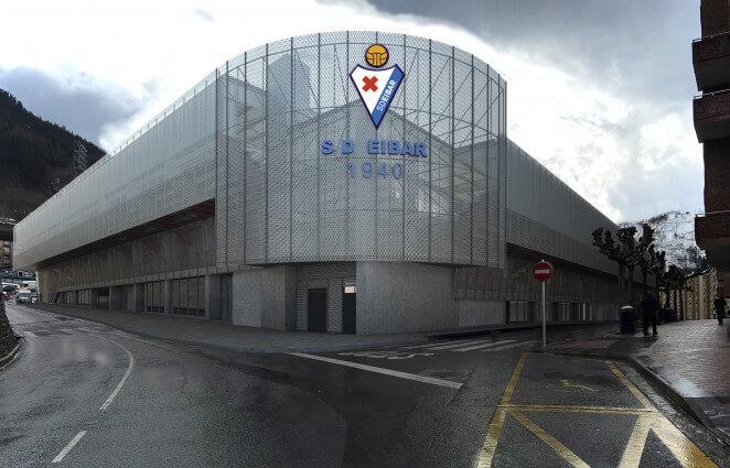 Estadio futbol Ipurua