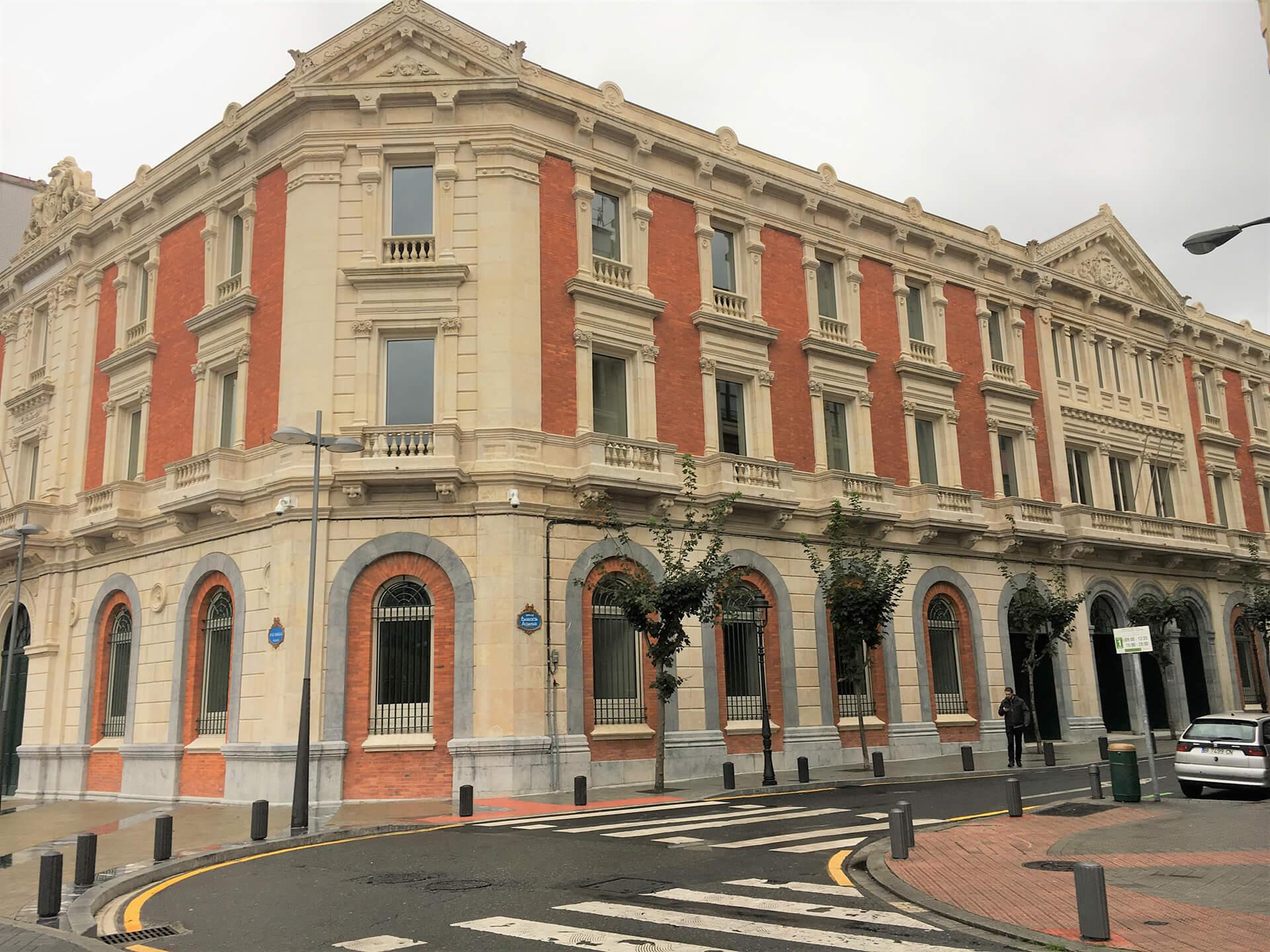 Edificio de aduanas