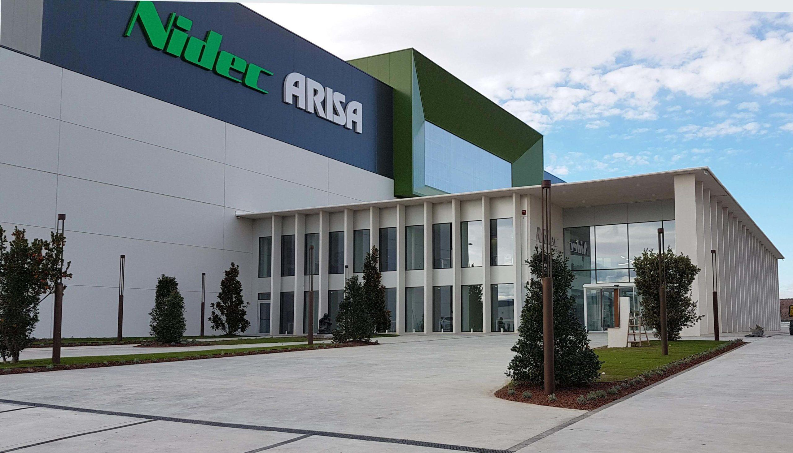 Instalaciones Nidec Arisa