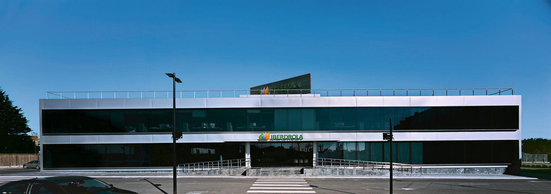 Oficinas Iberdrola Logroño