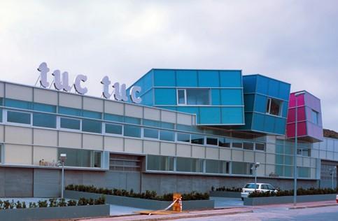 Instalaciones de Tuc Tuc