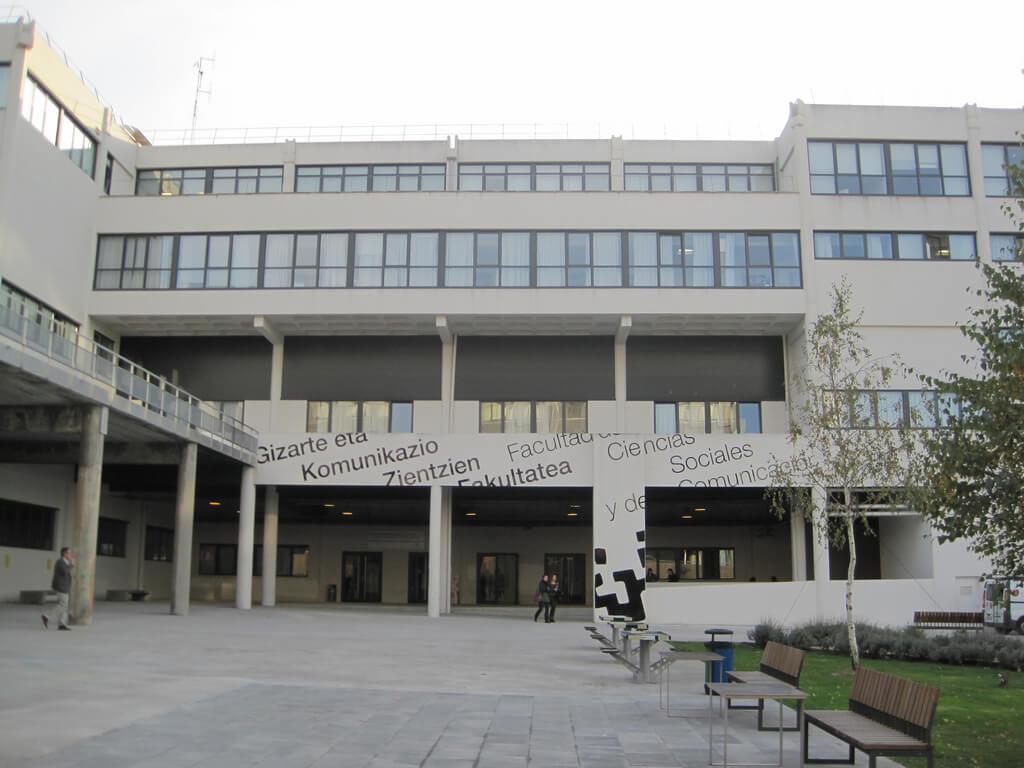 Facultad de ciencias Leioa