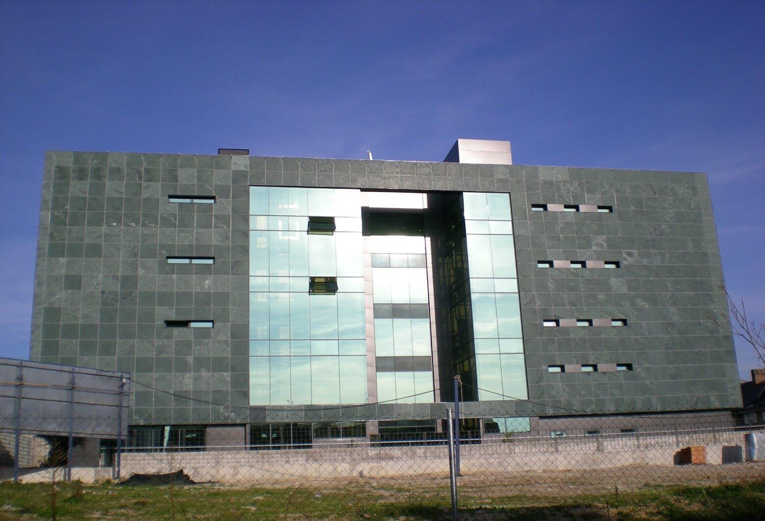 Oficinas Quinta de los Molinos