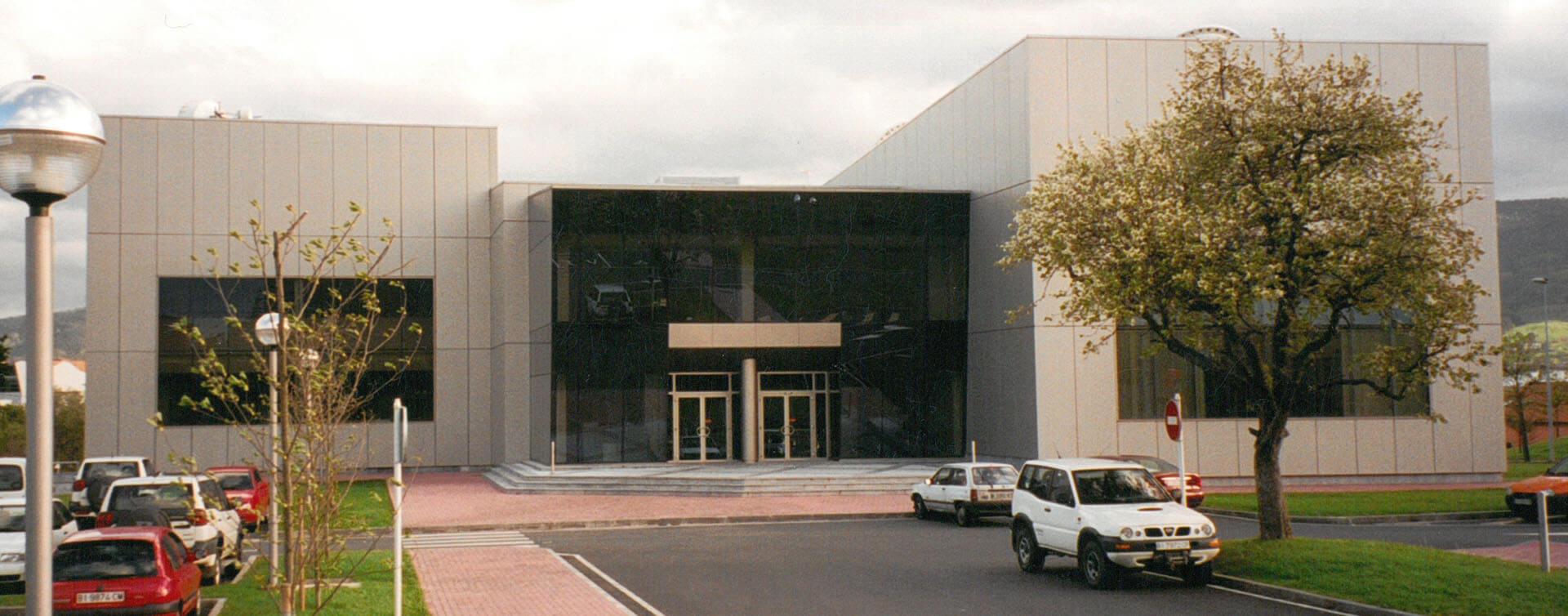 Centro de gestion de redes euskaltel