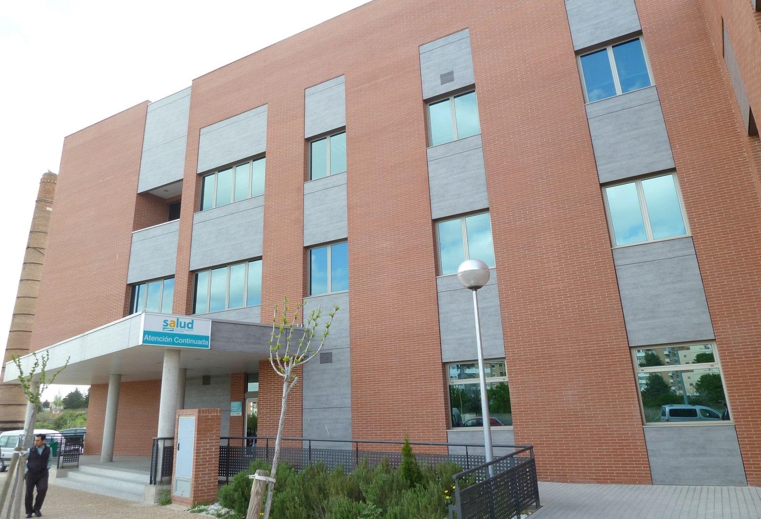 Centro de salud Tarazona