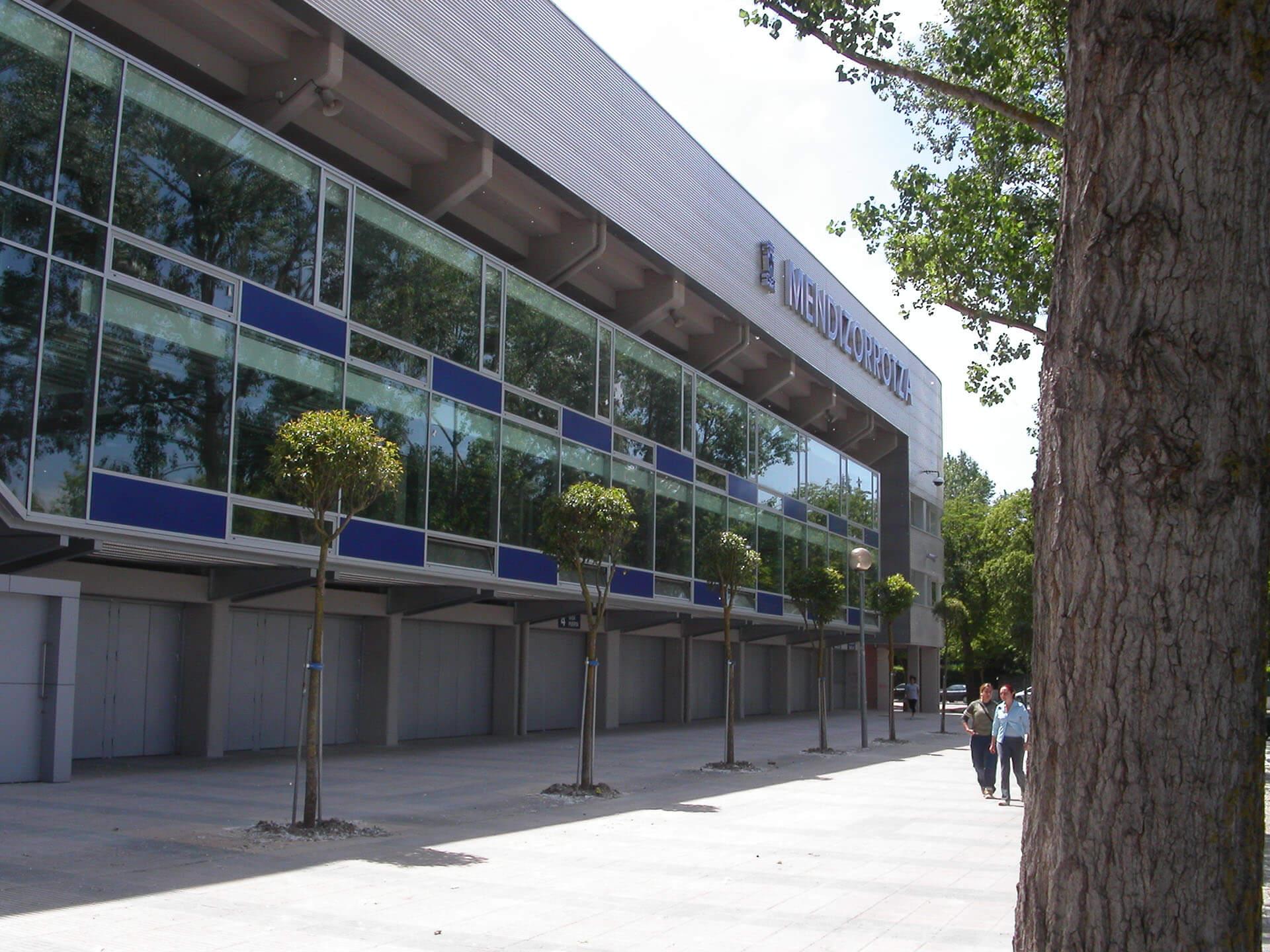 Estadio Mendizorroa