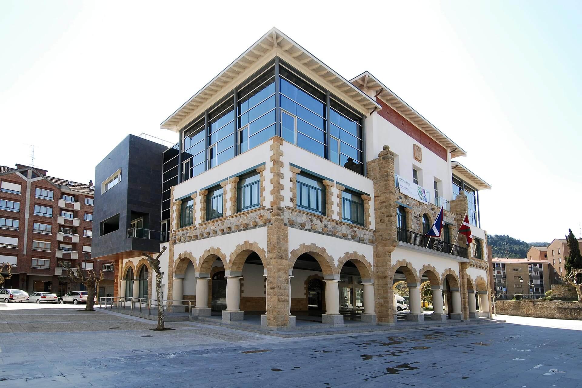 Ayuntamiento Arrigorriaga