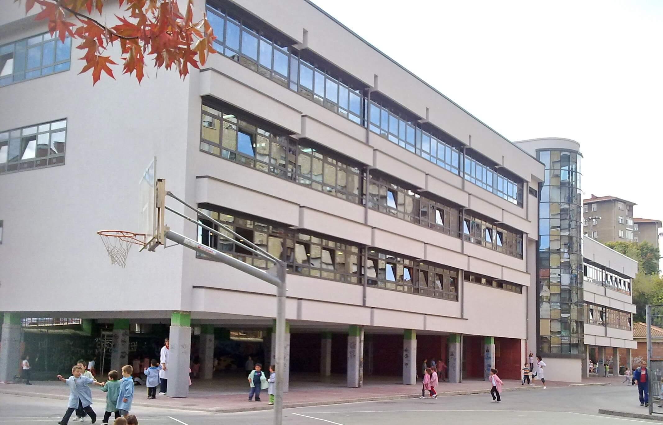 Colegio urreta