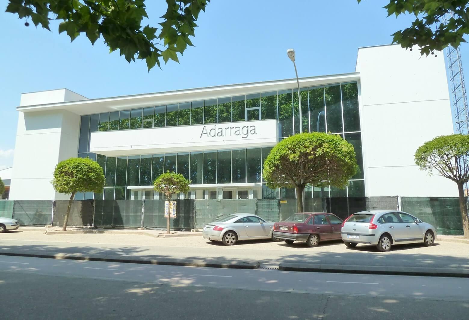 Polideportivo Adarraga