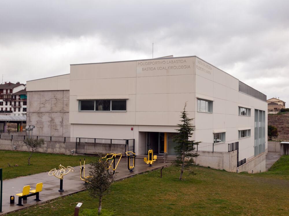 Polideportivo Labastida