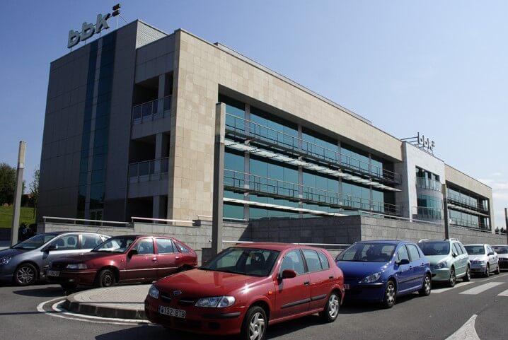 Edificio Kartera BBK