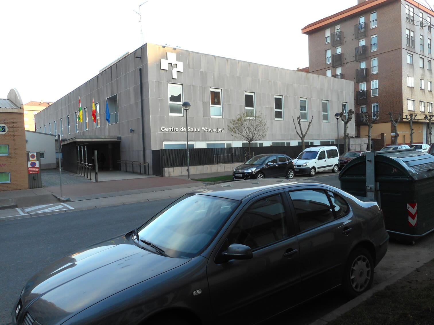 Centro de salud Cascajos