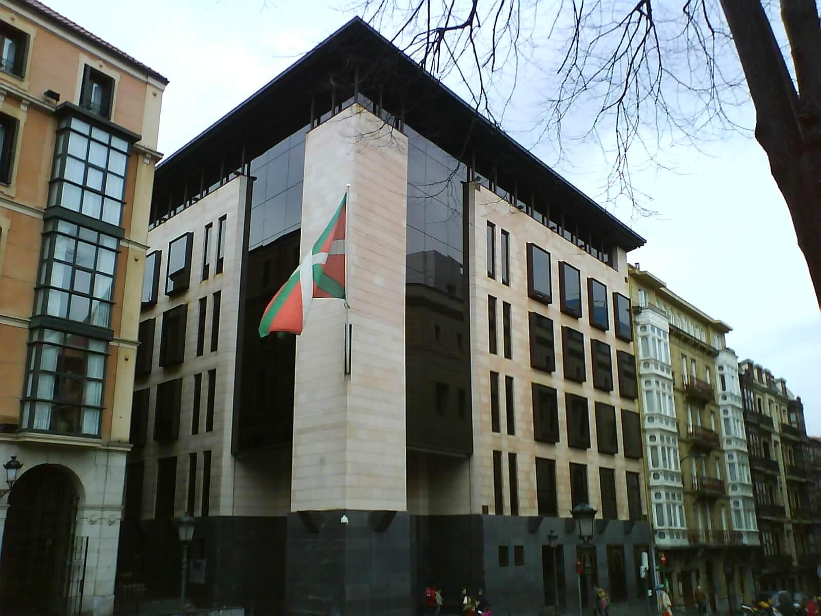 Sede central PNV