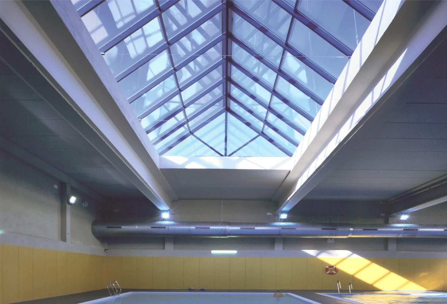 Centro deportivo La Rivera