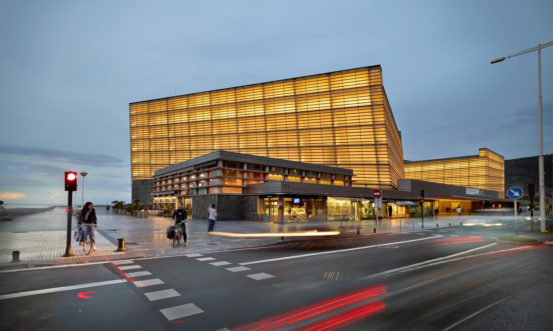 Kursaal palacio de congresos y auditorio