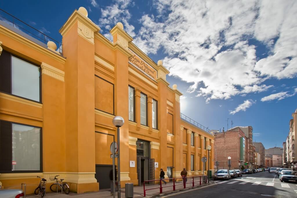 Centro cívico Gonzalo de Berceo